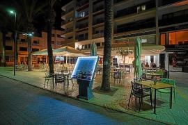 La hostelería de Sant Antoni pierde un 75% del negocio