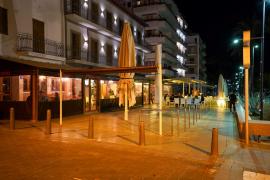 Las mejores imágenes de la noche de la hostelería de Sant Antoni. (Fotos: Marcelo Sastre)