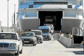 Formentera mantiene la reducción del 4% de vehículos para 2021
