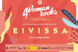 Siete emprendedoras participan el 24 de octubre en 'Woman Rocks'