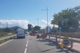 Comienzan en Puig d'en Valls las obras para sectorizar el suministro de agua potable