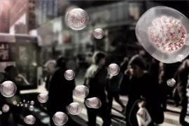 EEUU modifica de nuevo su criterio y reconoce contagios de coronavirus por aire