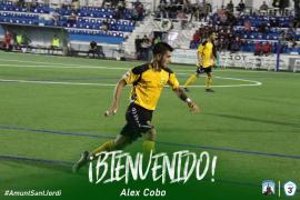 Álex Cobo se incorpora al primer equipo de la PE Sant Jordi