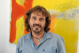 El regidor Joan Aznar