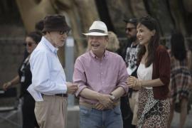 Laura Gost y Jaume Carrió, muy presentes en la última película de Woody Allen