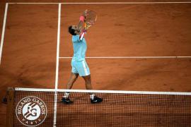 Rafa Nadal a semifinales de Roland Garros 2020