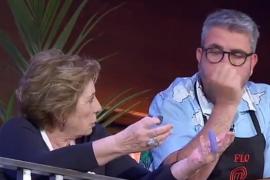 Celia Villalobos, en 'MasterChef': «La mejor forma de ser ministro es no hacer nada»
