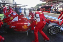 Alonso cree que «ha sido un buen sábado, pero hay que rematar la faena mañana»