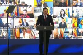 El Gobierno movilizará 72.000 millones de euros en el periodo 2021-2023