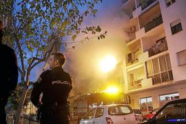 El acusado de provocar un incendio en un piso de Vila se enfrenta a diez meses de cárcel