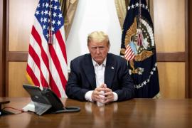 Trump dice que enfermar de COVID-19 fue «una bendición» pues se sometió a la «cura»