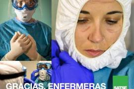 SATSE pone en marcha una campaña de agradecimiento a los enfermeros de Baleares