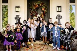 Disfraces para la fiesta de Halloween