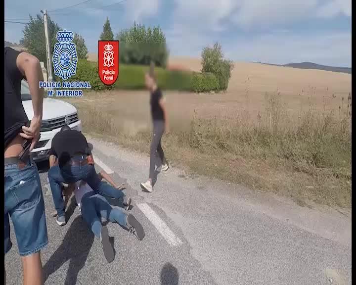 Desmantelada en Navarra una banda que traficaba con speed y que planeaba introducirse en Ibiza
