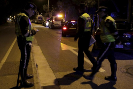 Condenado un conductor ebrio que chocó contra un coche de la Policía Local de Palma