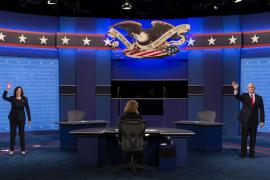 Trump llama a Kamala Harris «monstruo» tras un debate sin claro vencedor