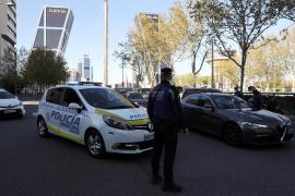 Gran operativo para controlar las salidas de Madrid al aplicarse el estado de alarma