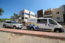 Un conductor de 61 años muere tras salirse de la carretera en Santa Eulària