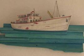 Fran Lucas muestra todo su arte en la muestra 'Pinceladas a la deriva