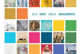 Tres ibicencos y una pintora de Formentera juntos en una muestra sobre la Agenda 2030