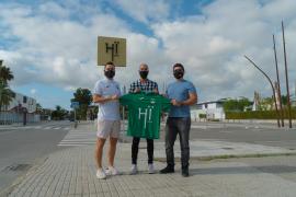 El extremo Mario Mourelo jugará en el Sant Jordi la próxima temporada
