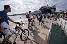 «Correremos la media maratón de Formentera aunque no haya carrera»
