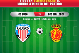 DIRECTO | Lugo-Real Mallorca