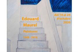 """Martes abre las puertas la exposición del artista francés Edouard Maurel: """"Peintures 1948-2018"""""""
