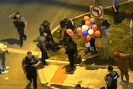 Nuevo caso de violencia policial en EEUU: un agente pone su rodilla sobre la espalda de una mujer negra embarazada