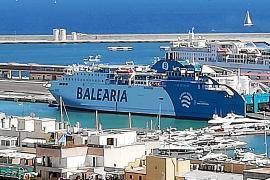 Breve retorno de los transbordadores 'de lujo' a Palma