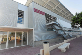 Acaban los trabajos de renovación y mejora del polideportivo de Can Guerxo