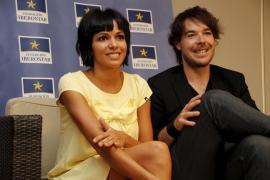 Raquel del Rosario ve a Fernando Alonso «muy feliz»