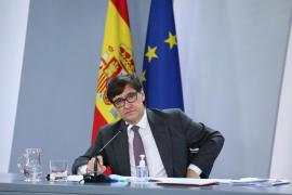 Illa descarta levantar el estado de alarma en Madrid y confía en retomar la «colaboración» con Díaz Ayuso