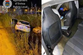 Cuatro conductores cuadruplican la tasa de alcohol tras verse implicados en accidentes