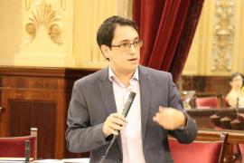 Negueruela defiende que el Govern hará estrategias de turismo diferenciadas por islas