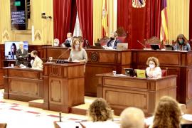 Armengol buscará la «mejor solución» con las navieras para garantizar la movilidad de vecinos de Formentera