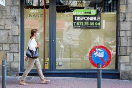 Baleares ya había perdido un 13 % de sus empresas antes del verano