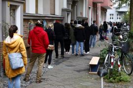 Alemania alcanza los 5.132 casos diarios, la mayor cifra desde abril