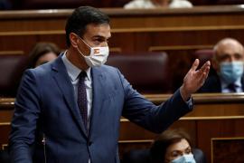 Sánchez acusa al PP de convertirse en un «partido antisistema»
