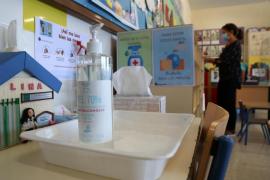 Toxicología detecta un 900% más de intoxicaciones por gel hidroalcohólico en niños en 2020
