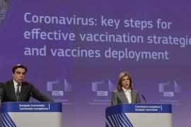 Bruselas urge a los gobiernos a preparar sus campañas de vacunación de la COVID