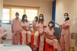 Las donaciones de sangre de cordón umbilical se mantienen pese a la crisis