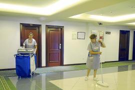 IBIZA CAMARERAS DE PISOS HOTEL VICTORIA EMPLEADOS DE TEMPORADA