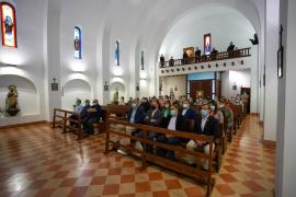 El día de Santa Teresa en es Cubells, en imágenes.