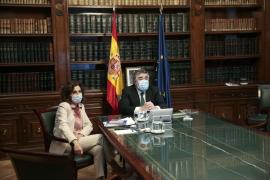 Reunión de Cultura y Hacienda con representantes del sector de la cultura