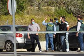 La Guardia Civil busca indicios de que el homicida de Peguera había planificado el crimen