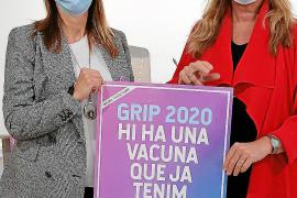 Campaña de vacunación de la gripe