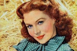 Fallece la destacada actriz del Hollywood clásico Rhonda Fleming