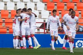CD Mirandés-Real Mallorca: horario y dónde ver el partido