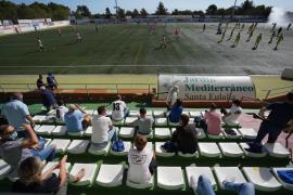 Las mejores imágenes de la Peña Deportiva vs Villarreal B. (Fotos: Marcelo Sastre)